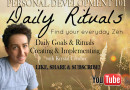 Creating & Implementing Daily Goals In Your Life – Personal Development 101