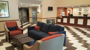 comfort suites bluffton south carolina hotel discount entry
