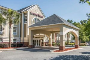 comfort suites bluffton south carolina hotel discount outside